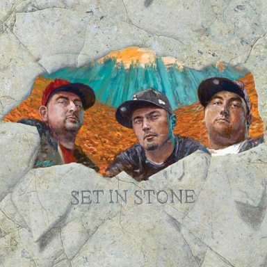 Set In Stone - Rushmore