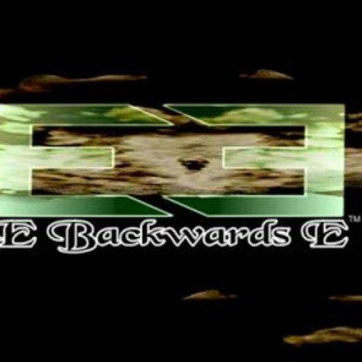 E Backwards E