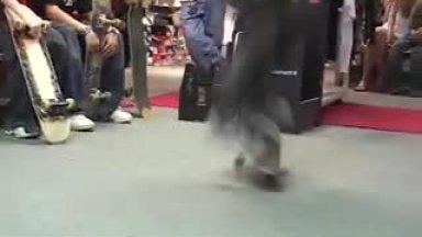 Right Here TV Presents Skateboarding